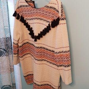 Zara morracan sweater dress